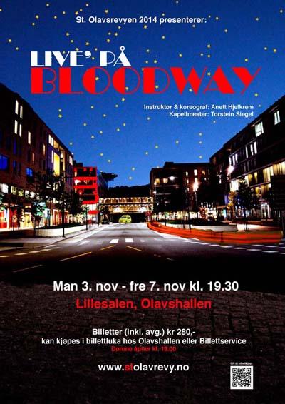 Live' på Bloodway (2014)
