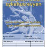 Arrangementsplakat Blå